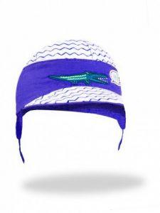 Літня кепка для хлопчика (темно синя), YoClub CLU-082