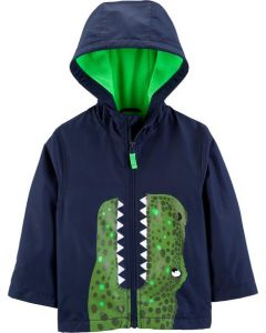 Легка куртка з флісовою підкладкою
