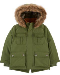 Куртка-парка для мальчика