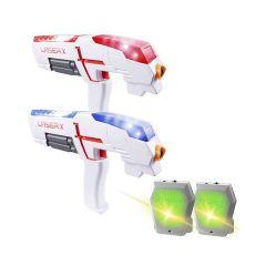 Ігровий набір для лазерних боїв (для двох гравців), Laser X 88016