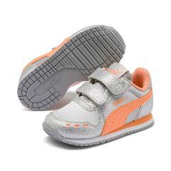Стильні кросівки для дівчинки від Puma