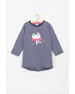 Трикотажне плаття для дівчинки, 6K3701