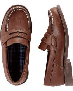 Туфлі-лофери для хлопчика