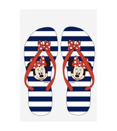 """В'єтнамки для дівчинки """"Minnie Mouse"""" DIS MF 52 51 7394 (сині)"""