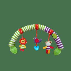Дуга для коляски з іграшками, BBSKY  CL-056