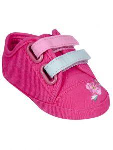 Пінетки для дівчинки (рожеві) ОВ-068