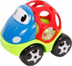Іграшка-брязкальце, Авто, синя Lindo Б 344