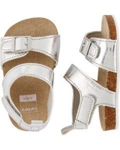Пинетки-сандали для девочки.