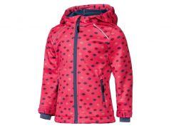 Стильна куртка CRIVIT Softshell для дівчинки