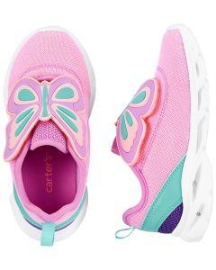 Кросівки для дівчинки (світяться при ходьбі)