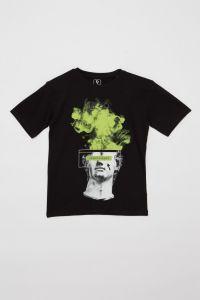 Трикотажна футболка для хлопчика, Reporter 203-0440B-05-100-1