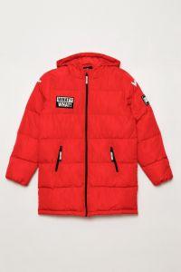 Подовжена куртка з силіконовим наповнювачем, Reporter 203-0886G-06-650-1