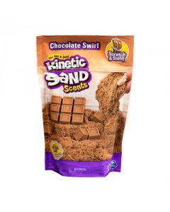 Пісок для дитячої творчості з ароматом - Гарячий шоколад, Kinetic Sand  71473H