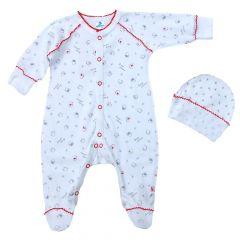 Нежный комплект-двойка для малыша, 174103