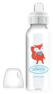 Пляшечка-поїльник для годування Option з вузьким горлечком, 250 мл, Dr. Brown's SB81096-P12