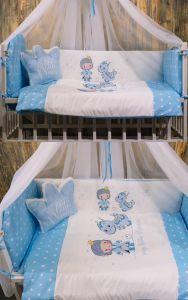Комплект для ліжечка, БК-055, DC Kids