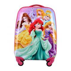 """Дитяча пластикова валіза """"Принцеси Діснея"""", Disney"""