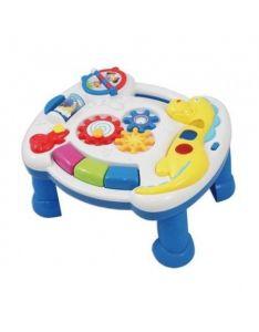 Дитячий музичний розвиваючий столик, Baby Mix DI-WD 3628