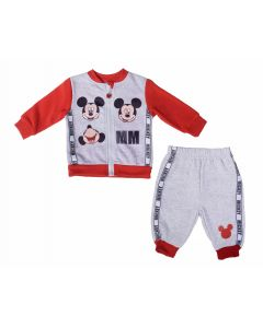 """Костюм з флісовою байкою всередині """"Mickey Mouse"""", DIS BMB 51 12 8245 (червоний)"""