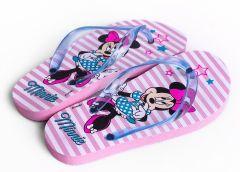 """В'єтнамки для дівчинки """"Мінні Маус"""" DIS MF 52 51 7408 (рожеві)"""