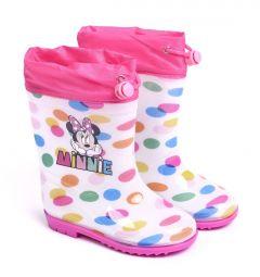 Гумові чобітки ''Minnie Mouse'' для дівчинки, DIS MF 52 55 8962