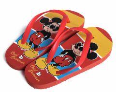 """В'єтнамки для хлопчика """"Міккі Маус"""" DIS MFB 52 51 8117 (червоні)"""