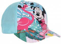 """Красива кепка для дівчинки """"Minnie Mouse"""", ET4059 (бірюзова)"""