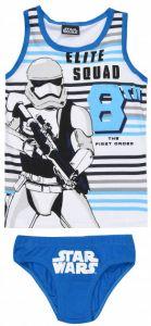 Набір білизни (майка + труси) ''Star WARS'' для хлопчика, SW 52 32 3792 (блакитний)