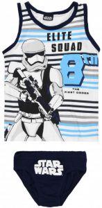 Набір білизни (майка + труси) ''Star WARS'' для хлопчика, SW 52 32 3792 (синій)