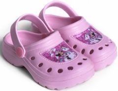 """Сабо для дівчинки """"Minnie Mouse"""" DIS MF 52 51 8122 (рожеві)"""