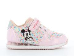 """Кросівки для дівчинки світяться при ходьбі """"Minnie Mouse"""", DM007605"""