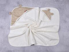 "Набор для купания ""Star"" (полотенце + перчатка), MagBaby 130611"
