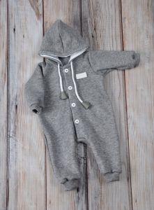 Ангоровый человечек для малыша (серый), MagBaby 1202