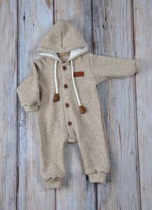 Ангоровый человечек для малыша (бежевый), MagBaby 1202