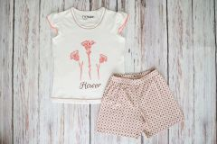 "Пижама ""Цветок"" для девочки, PST_22"