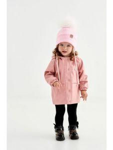 """Шапочка для дівчинки """"Хулія"""" (рожева), 21-01-009"""