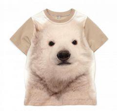 Трикотажна футболка для дитини, 11349