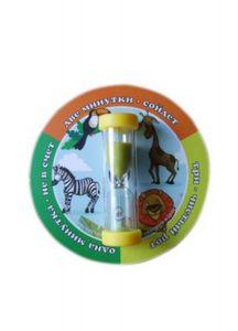Пісочний годинник на присосці для чищення зубів (Африка), Склоприлад