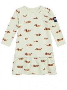 Трикотажне плаття для дівчинки, Inesdino 30310-1