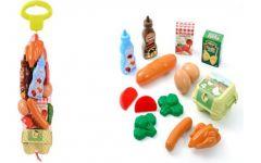 Набір продуктів у сітці 14 ел., Ecoiffier 000950