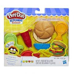 "Ігровий набір ""Гамбургер"" Kitchen Creations Play-Doh E2391"
