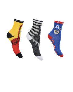 """Набір шкарпеток  """"AVENGERS"""" (3 пари), HU0608"""