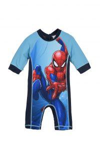 """Комбінезон для плавання для хлопчика """"Spiderman"""" Sun City ET1722 (голубий)"""