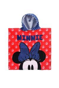 "Махровий рушник-пончо ""Minnie Mouse"" (55х110см), ET1726"