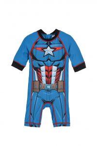 """Комбінезон для плавання для хлопчика """"Avengers"""" Sun City ET1761 (синій)"""