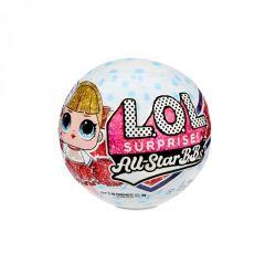 Ігровий набір з лялькою L.O.L. Surprise! - Спортивна команда W2 (червоний), 570363-W2/571780E7C