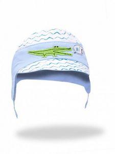 Літня кепка для хлопчика (блакитна), YoClub CLU-082
