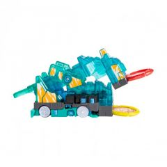 Машинка-трансформер Screechers Wild! S2 L2 - Харвест  (EU684402)