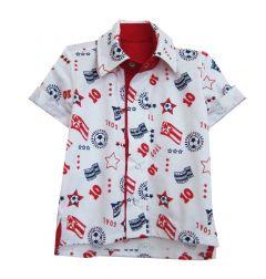 Трикотажна сорочка для хлопчика