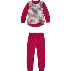 Трикотажная пижама для девочки, 30274